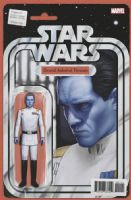 Star Wars: Thrawn #1 (of 6) - Christopher Action Figure Variant Cover